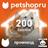 PETSHOP ПРОМОКОД 200 БОНУСОВ ЗА ЗАКАЗ ОТ 2500 ПЕТШОП