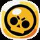 💥 Brawl Stars 💥 ФРЭНК 💥 1208 трофеев 💥 Supercell ID