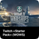 Twitch Prime | World of Warships: Пакет СТАРТОВЫЙ