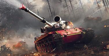 Купить аккаунт WoT [9-10 lvl танки] + Прем танки | Неактив от года на SteamNinja.ru