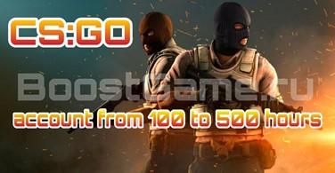 Купить аккаунт CS:GO аккаунт 🔥 от 100 до 500 часов ✅ + Родная почта на SteamNinja.ru