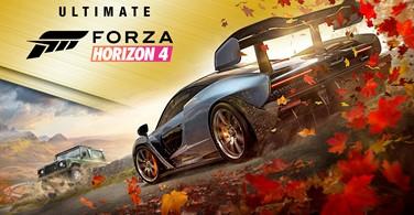 Купить offline FORZA HORIZON 4 Ult + ВСЕ DLC + FH3 ULT | АВТОАКТИВАЦИЯ на SteamNinja.ru