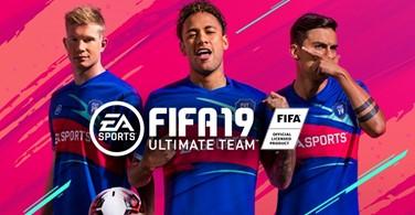 Купить аккаунт FIFA 19 [ГАРАНТИЯ] + ПОДАРОК на SteamNinja.ru