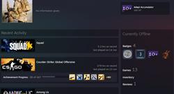 CS:GO - 2500 часов ⭐ Для FACEIT.com ❤️ DOTA 2