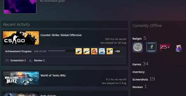 Купить аккаунт CS:GO - Prime ⭐ Одна Медаль ❤️ Не восстановят! на SteamNinja.ru