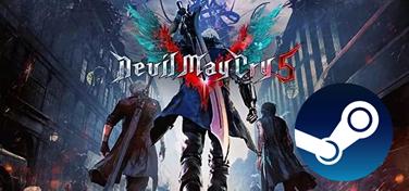 Купить аккаунт 🕷 Devil May Cry 5 - STEAM (Region free) на Origin-Sell.com