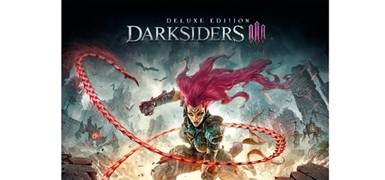 ✅Darksiders III — Deluxe Edition XBOX ONE Ключ ⭐