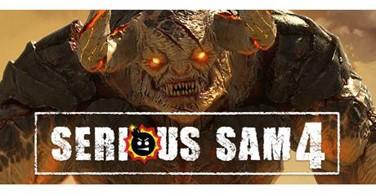 Купить лицензионный ключ Serious Sam 4 (RU/UA/KZ/СНГ) на SteamNinja.ru