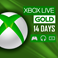 Xbox Live Gold (One/360) - 14 дней + Game Pass 🌎Global
