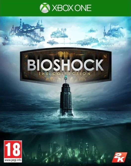 BioShock The Collection Xbox One CODE RUS