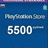PlayStation Network PSN - 5500 рублей RUS