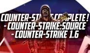 Купить аккаунт Counter-Strike Complete (CS Source + CS 1.6) RU+CiS  на Origin-Sell.com