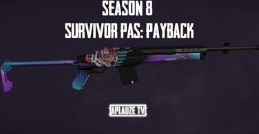 Купить лицензионный ключ PUBG - Survivor Pass: Payback (Steam. Глобальный Ключ) на SteamNinja.ru
