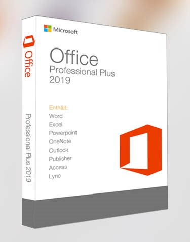 Office Professional Plus 2019 1 PC X64