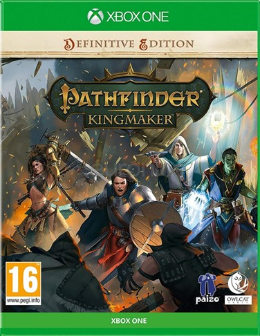Купить аккаунт Pathfinder Kingmaker - Definitive Edition Xbox one на Origin-Sell.com