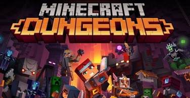 Купить аккаунт Minecraft Dungeons – Hero Edition | ОНЛАЙН | ПОДАРКИ на Origin-Sell.com