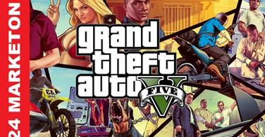 Купить аккаунт Grand Theft Auto 5 PC (GTA 5) Steam аккаунт на Origin-Sell.com