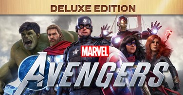 Купить offline Marvels Avengers: Deluxe Ed. [STEAM] Лицензия  Навсегда на SteamNinja.ru