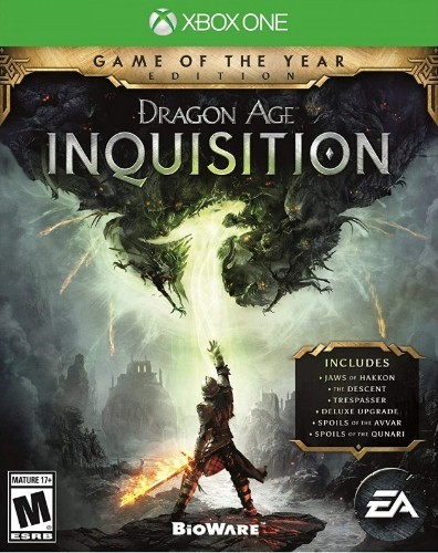 Dragon Age: Inquisition Game of the Year Edition (Xbox)