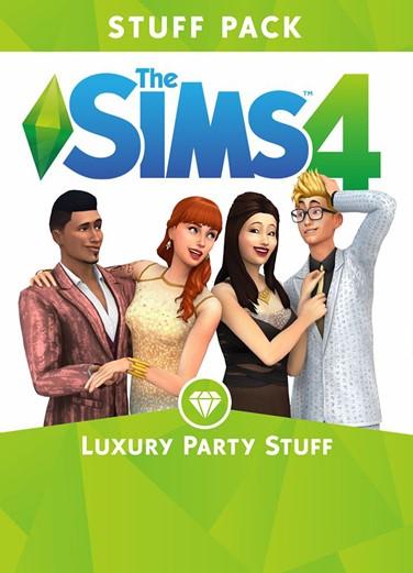 Купить аккаунт The Sims 4 Роскошная вечеринка Каталог (Multi) на Origin-Sell.com