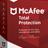 McAfee Total Protection 5 Устройство 1 год