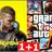 + Cyberpunk 2077 + GTA 5 - STEAM (1+1) (GLOBAL)