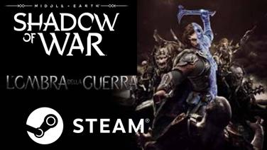Купить аккаунт Middle-earth Shadow of War - STEAM (Region free) на Origin-Sell.com