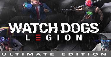 Купить аккаунт WATCH DOGS LEGION Ultimate Edition ВСЕ DLC | НАВСЕГДА на SteamNinja.ru