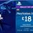 PLAYSTATION NETWORK (PSN) - 18 GBP /UK