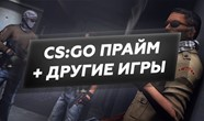 Купить аккаунт Counter Strike Global Offensive Prime Steam | КС ГО на Origin-Sell.com