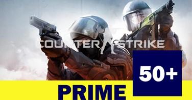 Купить аккаунт CS : GO PRIME с инвентарём до 50 + (КС ГО ПРАЙМ) на SteamNinja.ru