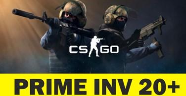 Купить аккаунт Counter Strike Global Offensive (CS : GO) с инв. 20+ на SteamNinja.ru