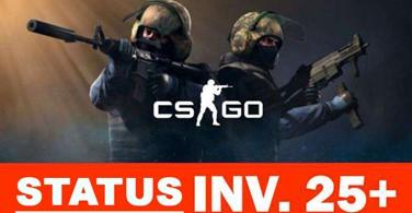 Купить аккаунт Counter Strike Global Offensive (CS : GO) с инв. 25+ на SteamNinja.ru
