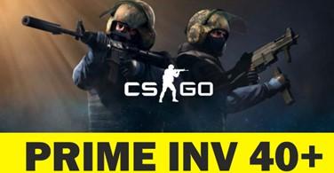 Купить аккаунт Counter Strike Global Offensive (CS : GO) с инв. 40+ на SteamNinja.ru