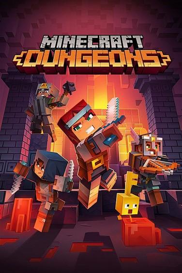 Купить аккаунт Minecraft Dungeons ONLINE (GLOBAL) - Лицензия на Origin-Sell.com