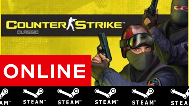 Купить аккаунт ⭐️ Counter-Strike 1.6 - STEAM ОНЛАЙН (GLOBAL) CS 1.6 на Origin-Sell.com