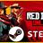 Red Dead Online STEAM (Region Free) RDR 2 ONLINE