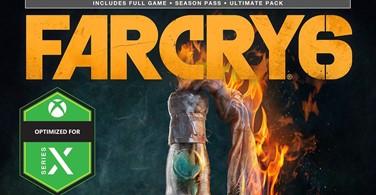 Купить аккаунт FAR CRY 6 ULTIMATE EDITION XBOX ONE + SERIES ГАРАНТИЯ ⭐ на SteamNinja.ru
