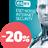 ESET NOD32 Internet Security: 3 устройства, 3 года