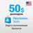Карта оплаты PSN 1500 рублей PlayStation Network RU