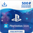 Карта оплаты PSN 500 рублей PlayStation Network RU