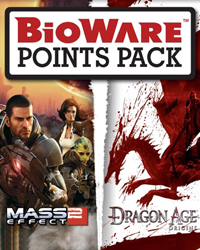 BioWare Points Pack