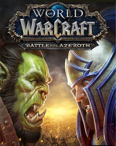 World of Warcraft:  Battle for Azeroth (wow, world of warcraft, битва за азерот)