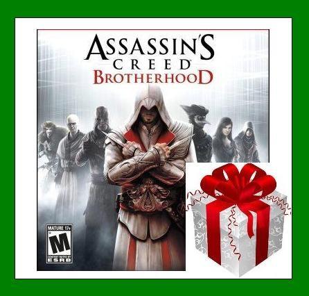 Assassins Creed Brotherhood - Uplay Region Free язык RU