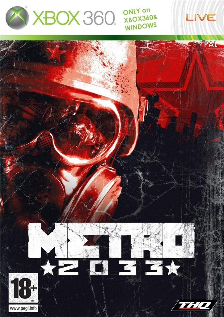 Xbox 360 | Metro 2033 | ПЕРЕНОС