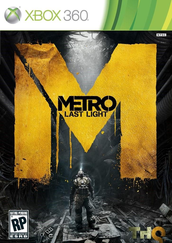 Xbox 360 | Metro Last Light | ПЕРЕНОС
