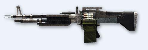 Warface 16 Bloody X7 макросы M60E4 | М60Е4
