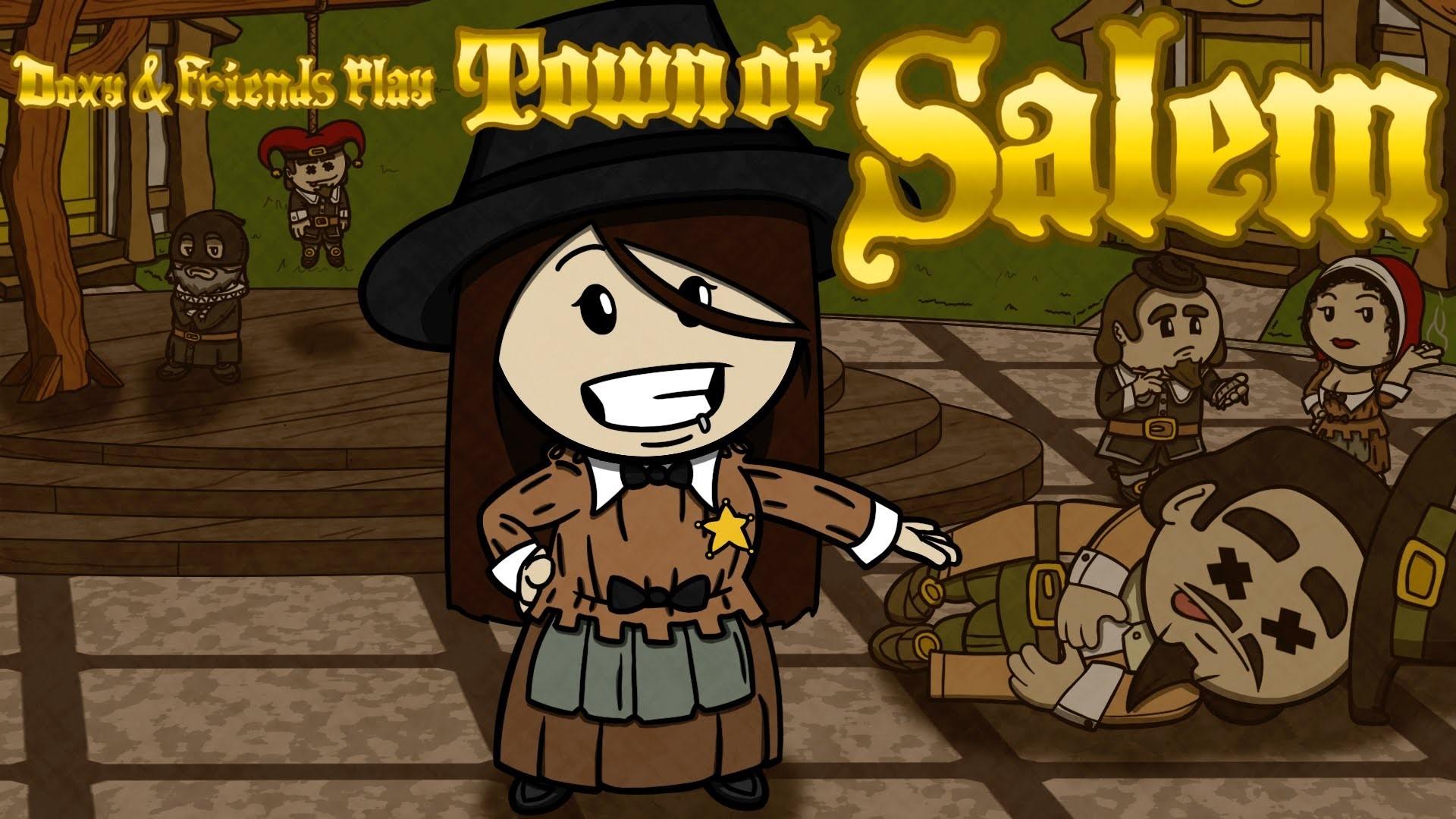 Town of Salem (Мафия онлайн) + золото (RU/CIS Steam)