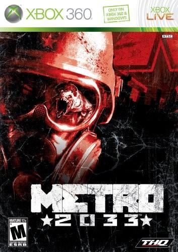 Метро 2033 + Метро 2033 Last Ligh +5 GAMES XBOX 360