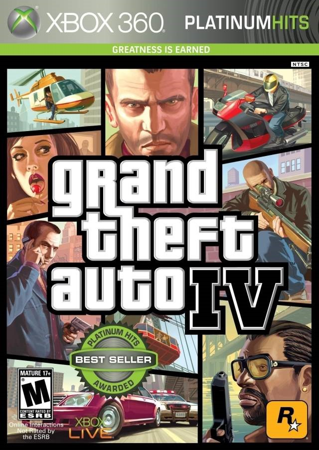 XBOX 360 |38| GTA IV + Far cry 3 + Halo 3 + Fifa 15 + 6